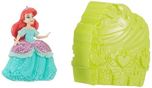 Disney Princess Collezione Principesse Disney, scatola sorpresa con uno dei 12 famosi personaggi Disney, per bambini dai 3 anni