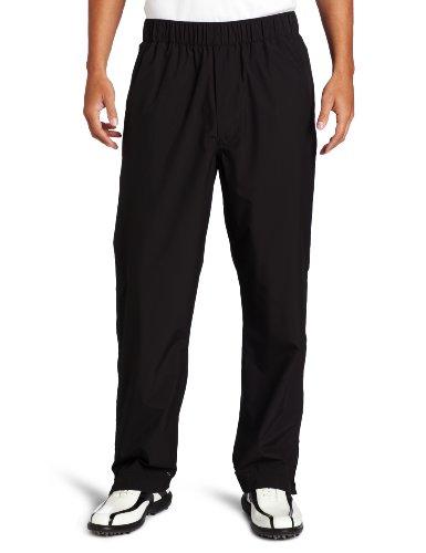 Zero Restriction Men's Packable Pants, Black, Large