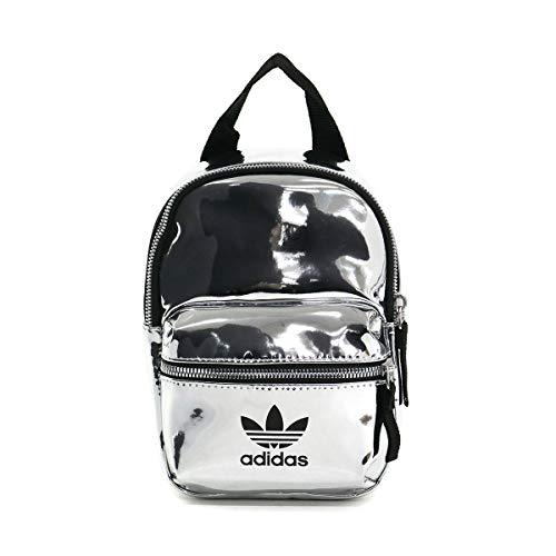 [アディダス オリジナルス]adidas Originals BACKPACK MINI PU 3WAY リュックサック GDG00 シルバーメット/ED5884