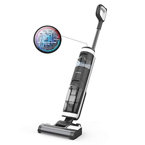 Tineco intelligenter Nass- und Trockensauger Waschsauger 3in1 Bodenreiniger Floor One S3 leichte Bauform optimierte Saugleistung und Wasserdurchfluss zum Reinigen harter Böden