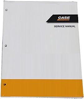 Case 580K Phase 1 Loader Backhoe Workshop Repair Service Manual - Part Number # 8-66040