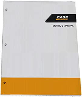 Case 650K 750K 850K Crawler Dozer Workshop Repair Service Manual - Part Number # 6-47050