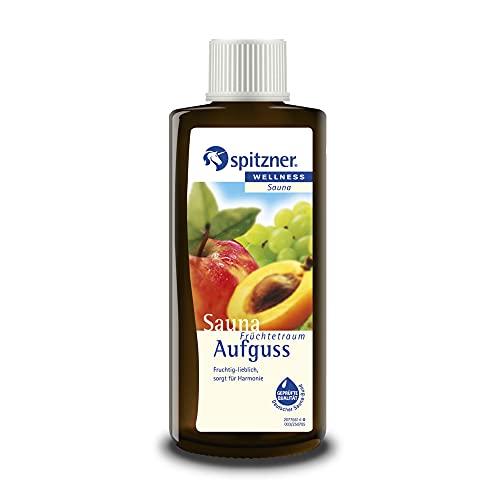 Spitzner Saunaaufguss Wellness Früchtetraum (190ml) Konzentrat