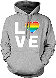 Get Cozy and Fabulous With These Amazing Gay Pride Hoodies
