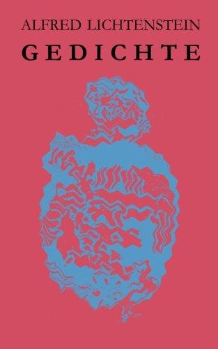 Alfred Lichtenstein: Gedichte