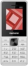 Karbonn KX 3 White-Grey