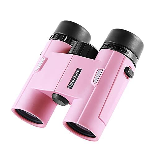 ZXPPL Prismáticos compactos, prismáticos ópticos, prismáticos para niños, Juguetes para niños, adecuados para Juegos Deportivos al Aire Libre y Viajes de observación de Aves.