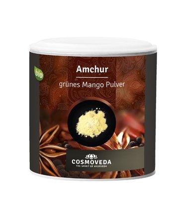Cosmoveda Bio Amchur Frucht Pulver, 1er-Pack (1 x 100g) - BIO