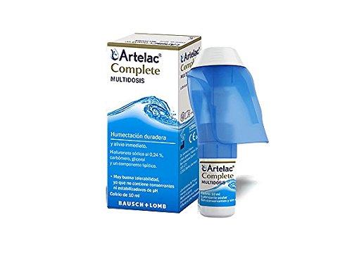 Artelac, Suero Líquido Ojos - 10 ml