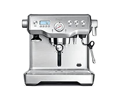 Sage SES920BSS4EEU1 coffee maker Freestanding Espresso machine Stainless steel 2.5 L Fully-auto SES920BSS4EEU1, Freestanding, Espresso machine, 2.5 L, Coffee beans, Stainless steel
