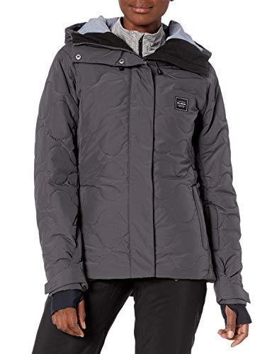 BILLABONG Damen Bliss Snowboard Jacket Isolierte Jacke, Stahl, Medium