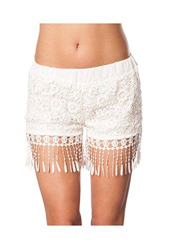 luxury & good Dessous Häkel-Shorts M