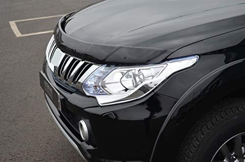 ALVM Motorhaubenschutz Windabweiser für L200 (2015+)