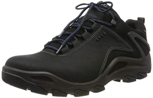 Price comparison product image ECCO Men's Terra Evo Low Gore-Tex Hiking Shoe black / black,  42 M EU (8-8.5 US)