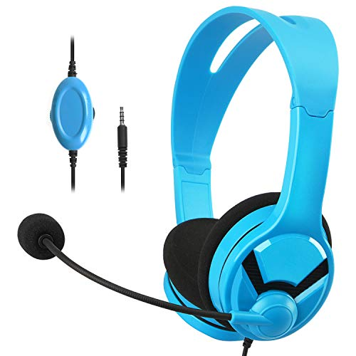 AmazonBasics Gaming Headset - Compatible with Nintendo Switch, Xbox One, PlayStation 4 and PC