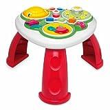 Chicco Spieltisch Chatterbox Zweisprachige Es / En 12-18 monaten