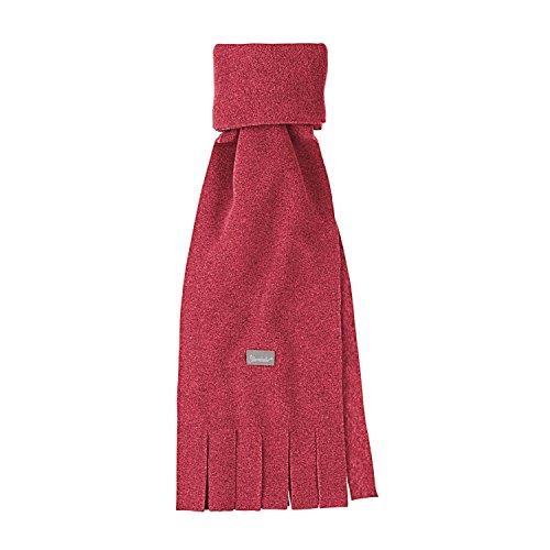 Sterntaler - Meisjes sjaal Fleece met franjes, rood - 4211700