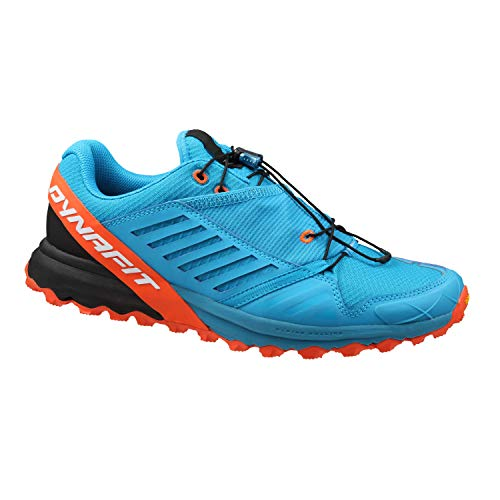 Dynafit Alpine Pro, Scarpe da Trail per uomo, Methyl Blue General Lee, 40.5 EU
