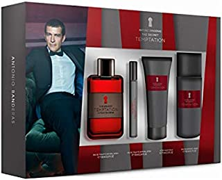 Antonio Banderas - The Secret Temptation Estuche