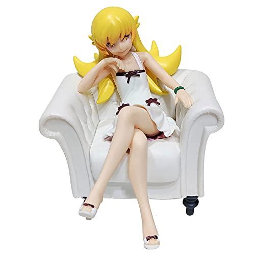 DLRYBHSD Kizumonogatari: Oshino Shinobu 8 Años Ver Sofá Modelo De Personaje Estatuas De Juguete Figura Modelo Juguetes Figuras De Acción Decoraciones/Coleccionables Juguete