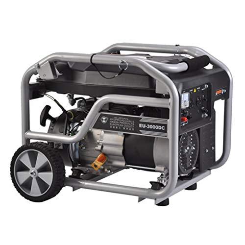 HIOD Grupo Electrógeno de Emergencia Portátil Mini Generador de Gasolina 3000w, 230v,...