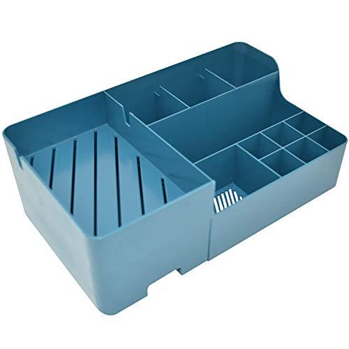 MICEROSHE Caja de Almacenamiento Cosmético Ligero Cuadro de Almacenamiento cosmético de múltiples Capas Cajas de Escritorio de un Solo cajón Producto de Acabado de la Piel Diseño Duradero