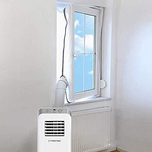MU2827924 Fensterdichtungsstreifen Die Mobile Klimaanlage Fensterdichtungsstreifen Ablufttrockner Heißluftblock Wird Zur Befestigung Am Fenster 400CM Verwendet,4M