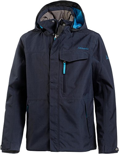 Schöffel Jacken/Anoraks ZipIn! Jacket Imphal Dunkelblau/Grau 66