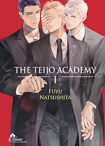 The Teijo Academy Edition simple Tome 1
