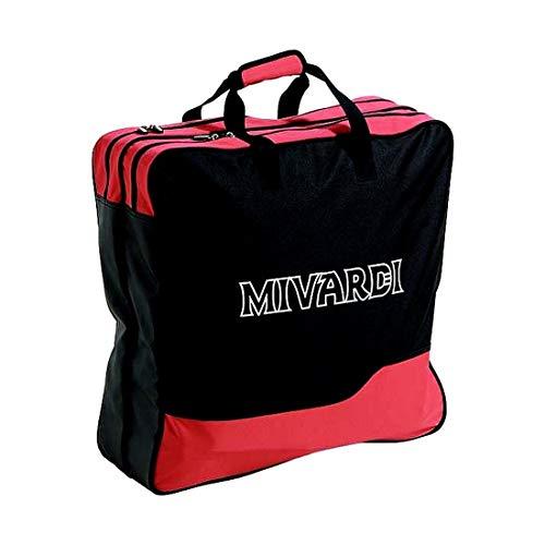 Team MIVARDI KEEPNET Bag Square 2-Fach Setzkescher Tasche 60 x60x18 wasserdicht
