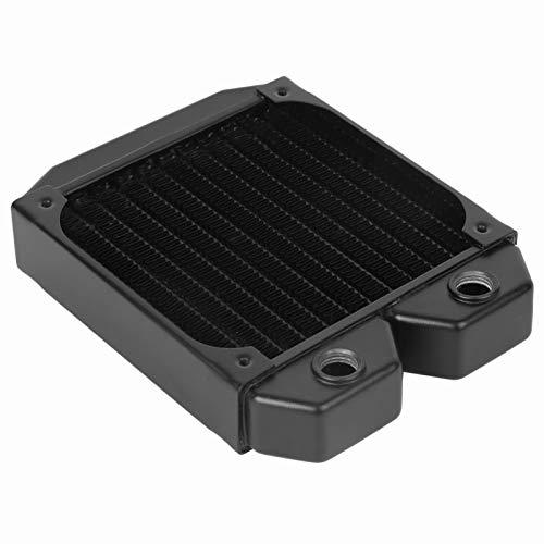 COHU Enfriador de CPU Disipador de Calor de CPU Intercambiador de Calor Radiador Intercambiador de Calor de refrigeración por Agua Equipo de Belleza para computadora