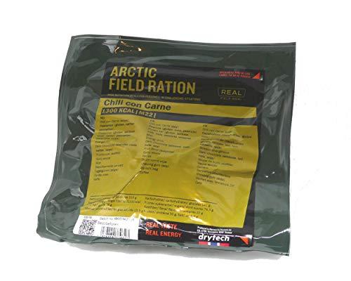 Drytech Arctic Field Ration - Outdoor-Komplettmenü, Geschmacksrichtungen:Lamm Mulligatawny