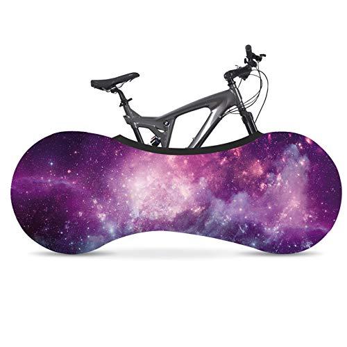 Funda Para Bicicleta, De Alta Elasticidad, Impermeable Y De Secado RáPido Starry Sky Series Funda Para Bicicleta, Adecuada Para Bicicletas De MontañA, De Carretera Y Bicicletas Plegables,#7,160*55cm