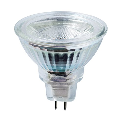 Laes Ampoule dichroic LED GU5.3, 5 W, Blanc, 50 x 48 mm