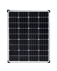 enjoysolar high quality monocrystalline solar panel 100W solar module ideal for 12V PV system