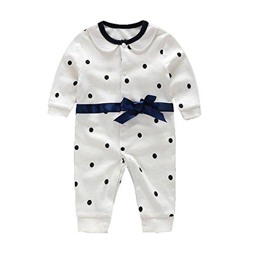 Fairy Baby - Pagliaccetto - Bebè maschietto multicolore Polka Dots