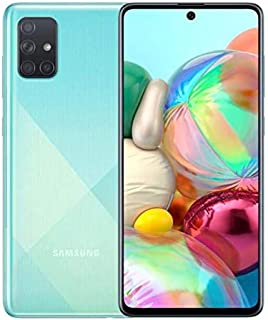 Samsung Galaxy A71 Dual SIM 128GB 8GB RAM 4G LTE (International Version) - Blue