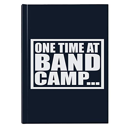 One Time at Band Camp American Pie Hardback Journal