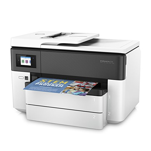 HP OfficeJet Pro 7730 - Impresora multifunción tinta, color, Wi-Fi, Ethernet, impresión A3/A4 (Y0S19A)