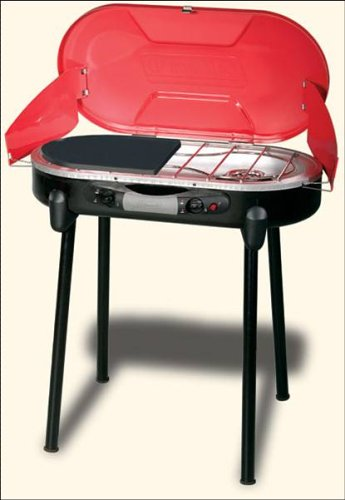 Coleman Power Pack 2-Burner Stove with Legs