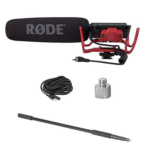 Rode Videomic Shotgun Microphone Package