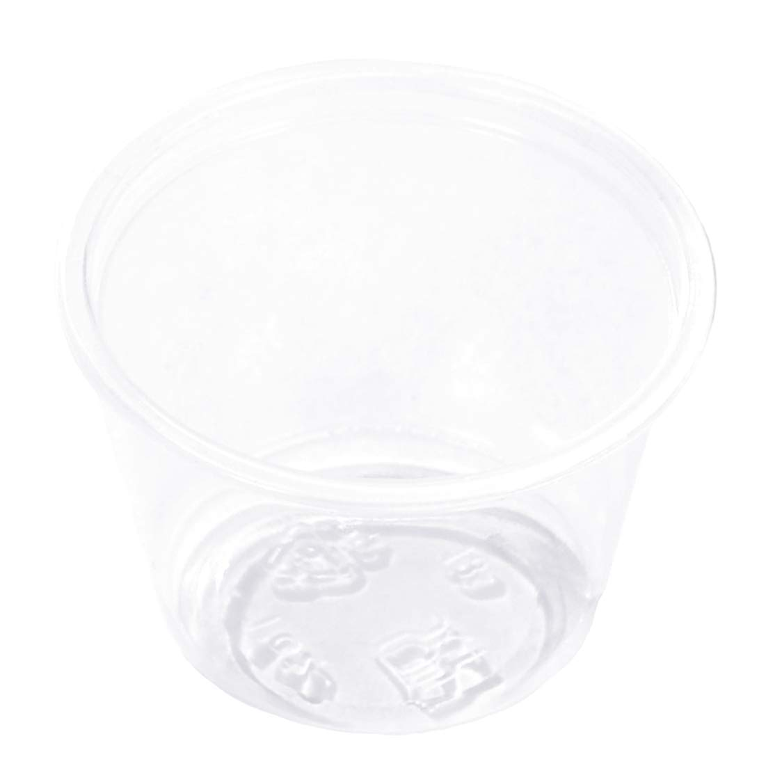Cheap bargain Daxwell Plastic Portion Cups Polypropylene oz Super popular specialty store Clear 1 PP E