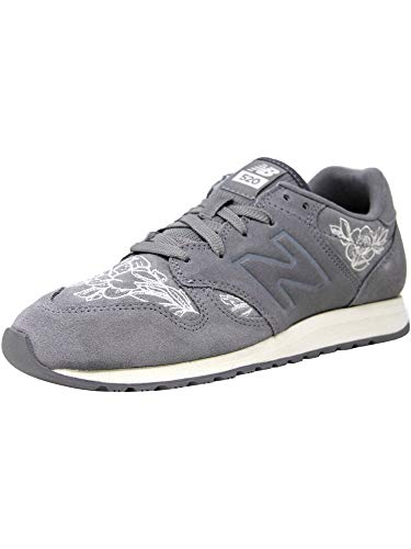 New Balance Tenis 520 V1 para mujer, gris (gris), 40 EU