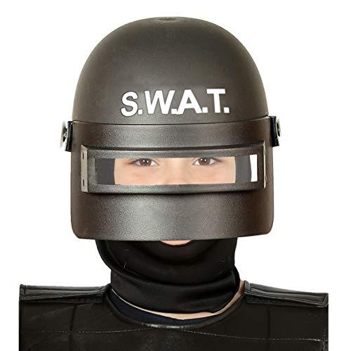 Guirca 13017 Swat Casque anti-émeutes pour enfant