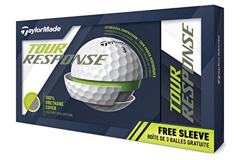 TaylorMade Tour Response Balles de Golf (Version 2020),...