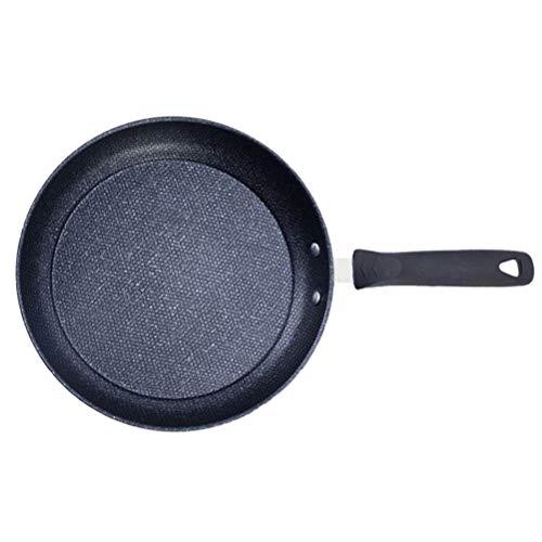 IMIKEYA 1 PC Equipar la sartén Antiadherente Pan Normal de Cocina útil sin Tapa ()