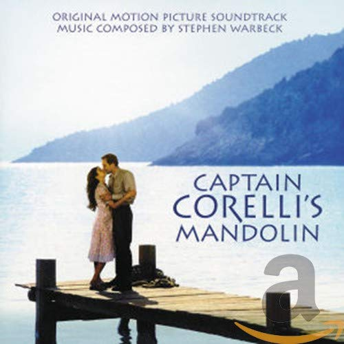 Captain Corelli's Mandolin -Original Motion Picture Soundtra