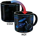 Heat Changing Bioluminescence...