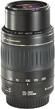 Canon EF 55-200mm f/4.5-5.6 II USM Telephoto Lens for Canon EOS SLR Cameras