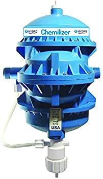 Be Cool Solutions Chemilizer Chemical Injector - Automatic Fertilizer and Chemical Dispenser - Powered by Water - Dosing Pump and Injector for Garden Greenhouse Poultry Agriculture  CH9000-209